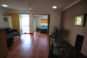 2 Bedroom Spacious Living Area