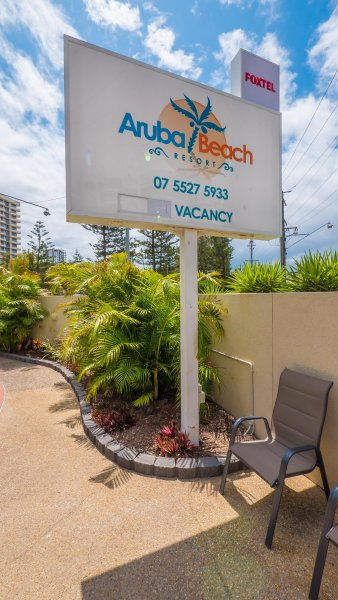 Gold Coast Holiday Apartments - Aruba Beach Resort Facilities