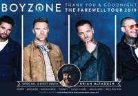 Boyzone Photo From The Star Gold Coast