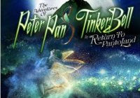 The Adventures Of Peter Pan And Tinker Bell In Return To Pantoland